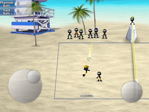 Stickman Volleyballのおすすめ画像1