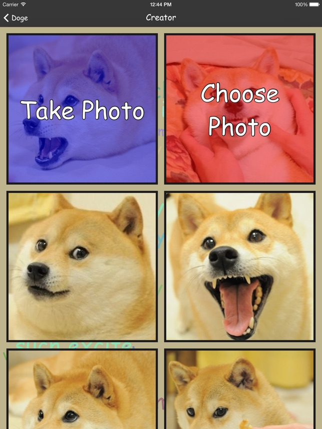 643x0w doge create your own shibe doge memes on the app store