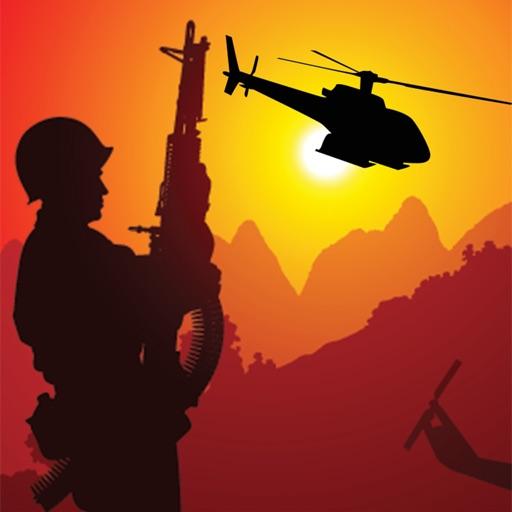 Апокалипсис ударный вертолет - Уничтожить борьбы с вражескими деревни