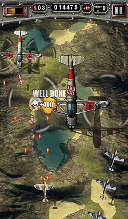 Mortal Skies - Modern War Air Combat Shooter screenshot-3