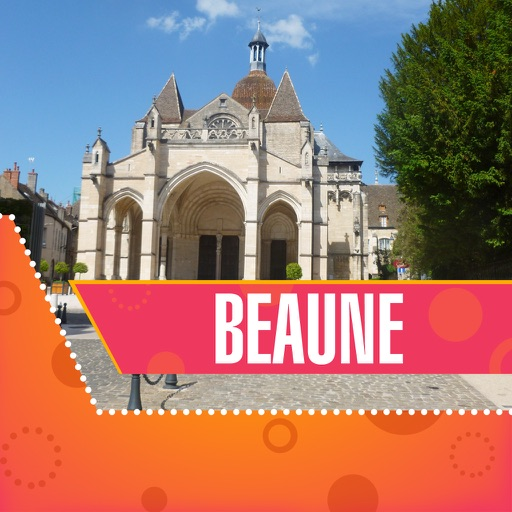 Beaune Offline Travel Guide icon
