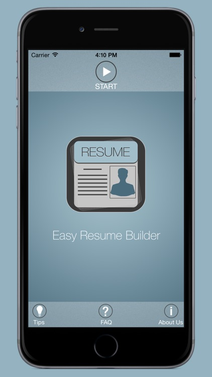 Easy Resume Builder: Free Resume App and CV Maker