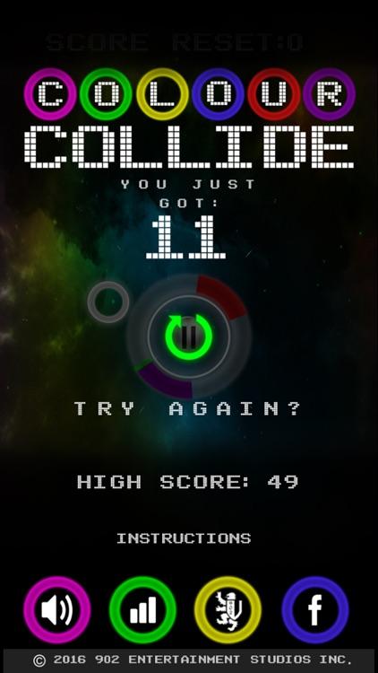Colour Collide screenshot-4
