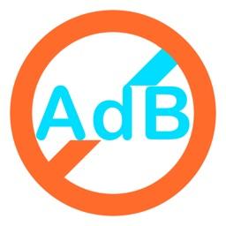 Ad Blocker No Ads: Ad free web browsing fast safari