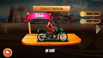レースゲーム 子供のための  子供のための車のレースゲーム シンプルで楽しいです !無料紹介画像3