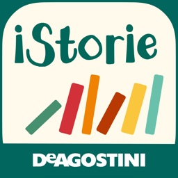 iStorie - Stories, activities and quality games for 4 to 11 years old kids