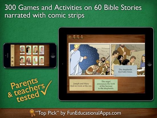Children's Bible Games for Kids, Family and Schoolのおすすめ画像2