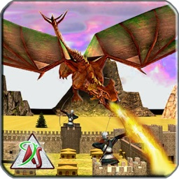 Wars of Dragon Warrior 2016 Adventure – Ultimate Clash of Dragons with Knight Clan in the Medieval City