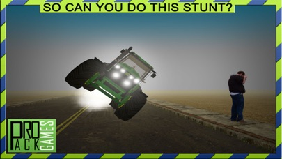 V8 reckless Tractor driving simulator – Drive your hot rod muscle machine on top speed screenshot three