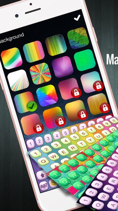 Rainbow Keyboard Changer – Cool Emoji Keyboard s with Beautiful
