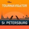 Saint Petersburg – tourist guide & offline map – Tournavigator