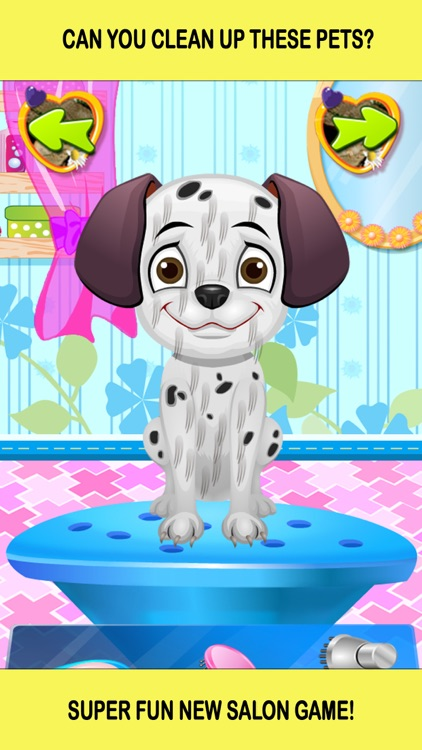 Baby Pet Hair Salon Makeover Girls Games