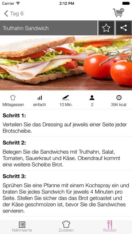7 Tage Diät - Rezepte Coach
