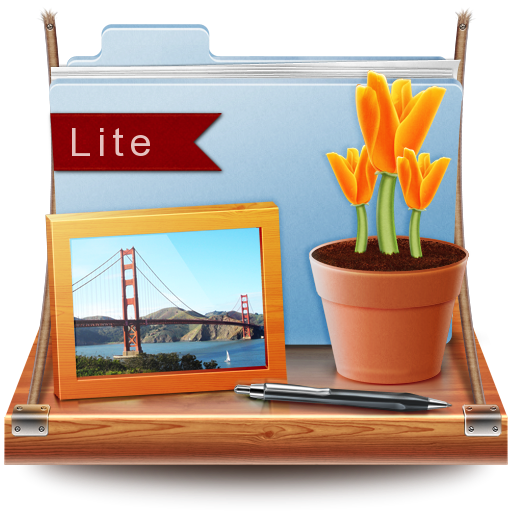 DesktopShelves Lite