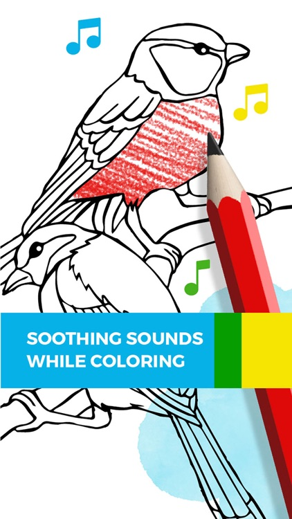 Tayasui Color, a relaxing coloring book for adults screenshot-3