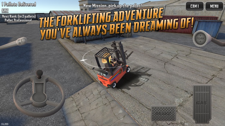 Extreme Forklifting 2 screenshot-2