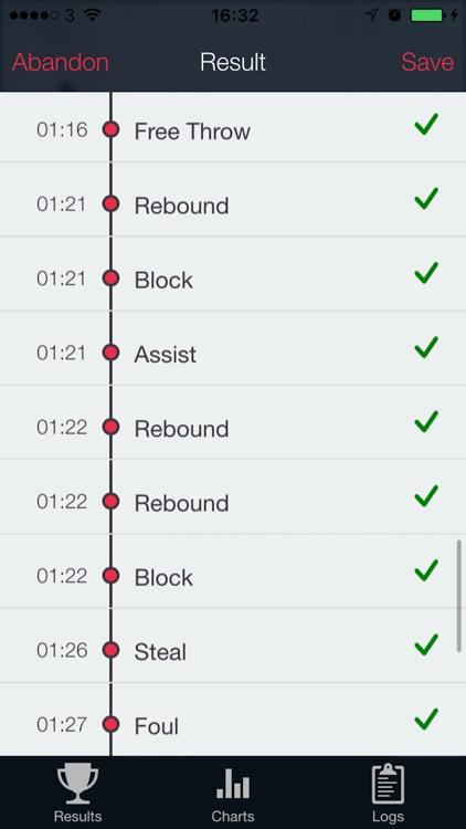 StatiKa Basketball screenshot-4