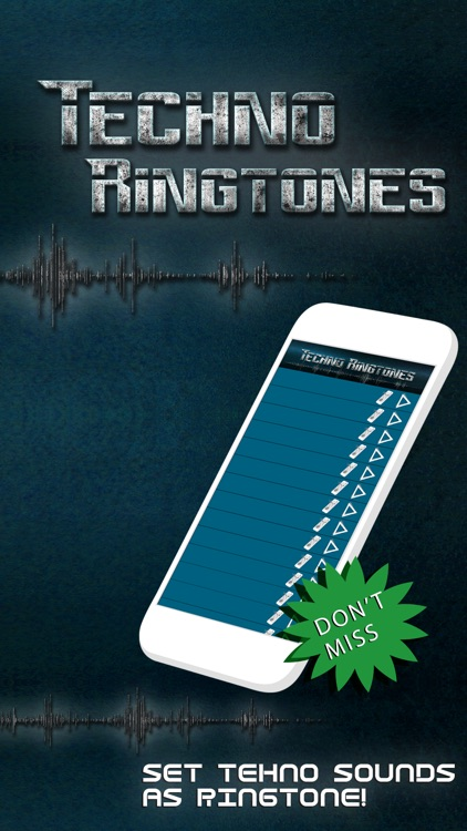 Techno Tones and Sound Effects – Free Noise Alert Ringtone.s for iPhone
