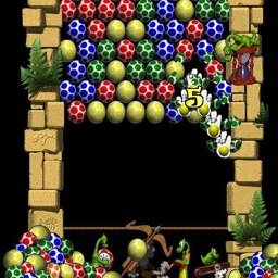 Dinosaur Shooter: Super Eggs