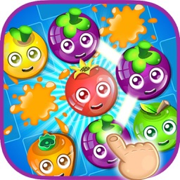 Fruit Line Game -Crush Mania