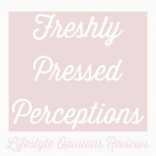 Freshly Pressed Perceptions
