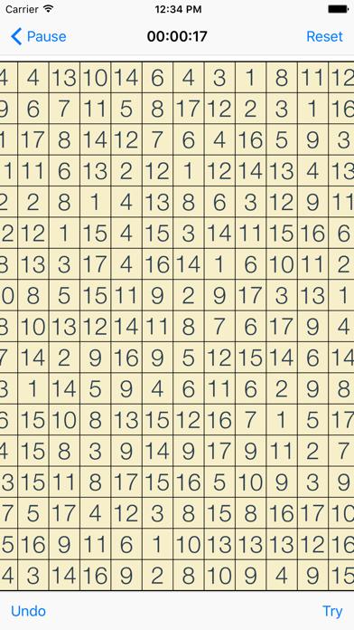 Hitori Puzzlesのおすすめ画像3