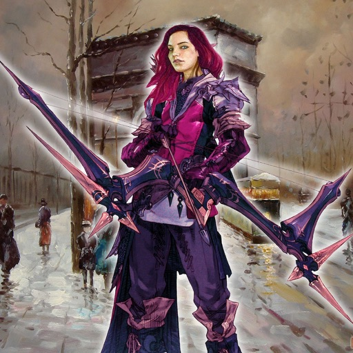 Beautiful Archer Girl Revenge - Forever Victoria Grande Edition icon