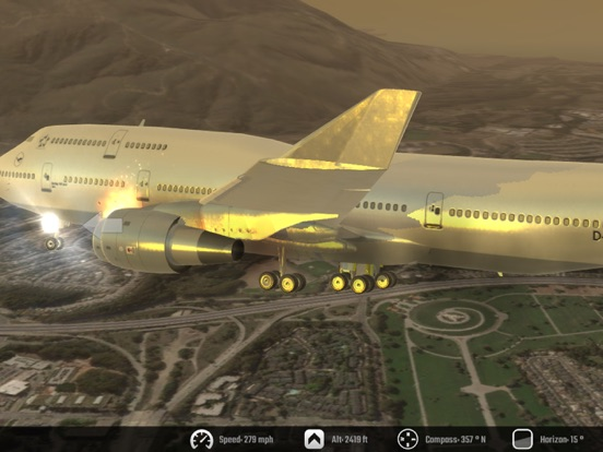 Screenshot #3 for Flight Unlimited X
