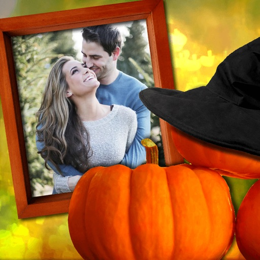 Halloween Photo Frames - Elegant Photo frame for your lovely moments Icon