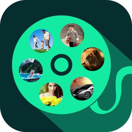 Movie Maker - Photo To Video Slideshow Movie Maker For Instagram