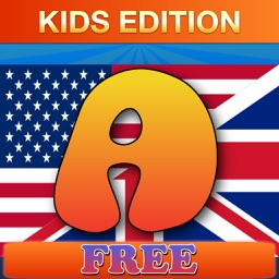 Anagrams English Kids Edition Free - Twist words