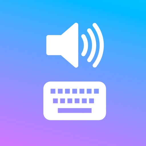 Read To Me Keyboard Free - Create cool color themes, use text to speech tts with voice speak rate and gif emoji