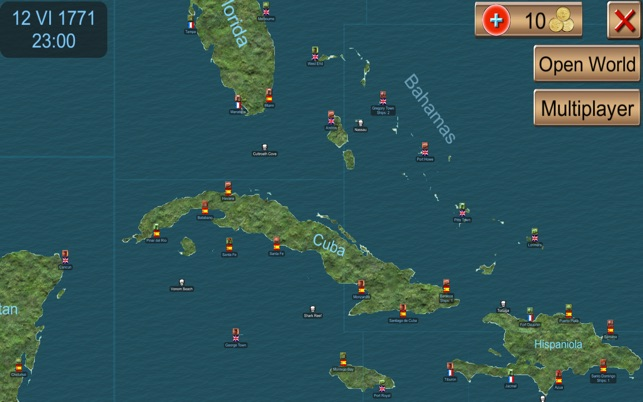 The Pirate: Caribbean Hunt on the Mac App Store