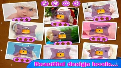 Super Cute Babies - Kids Jigsaw Puzzle screenshot two