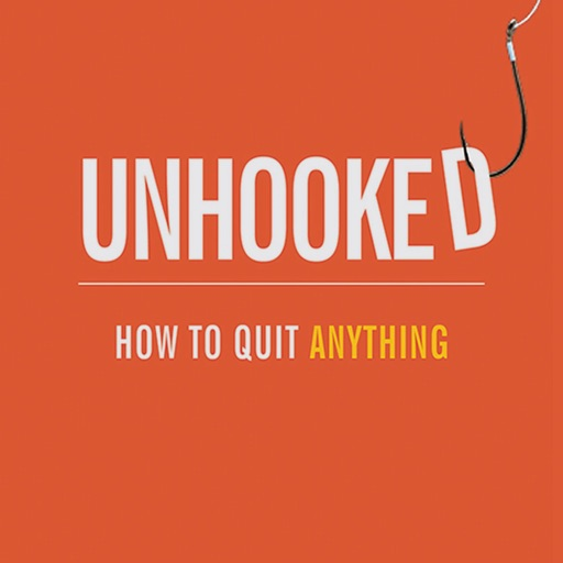 Unhooked: Practical Guide Cards with Key Insights and Daily Inspiration icon