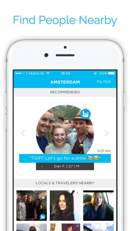 Party with a Local: Meetup for Nightlife Amsterdam