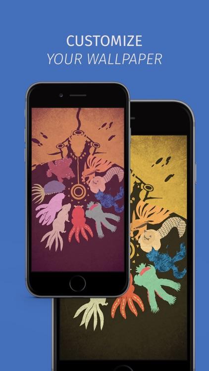 Wallpapers for Anime Naruto Manga HD + Filters