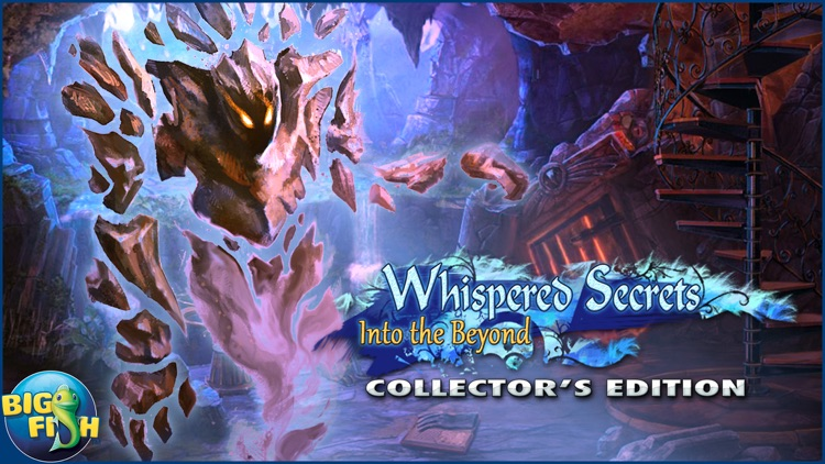 Whispered Secrets: Into the Beyond - A Hidden Object Adventure (Full) screenshot-4