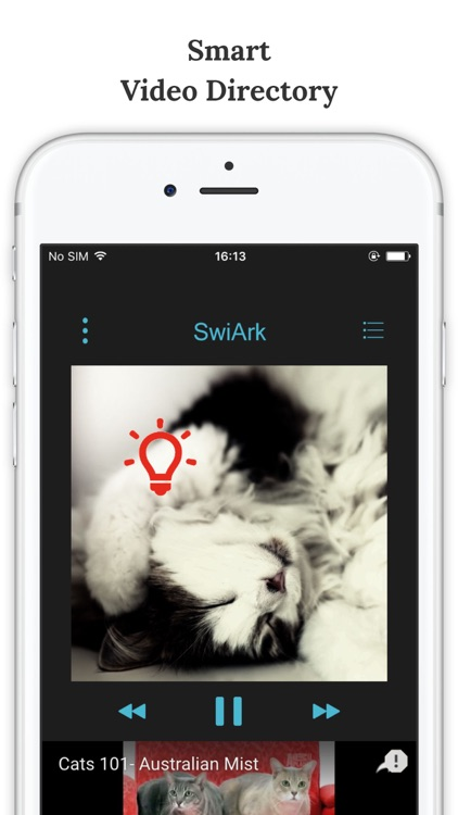 SwiArk - Cat Breed Video Directory
