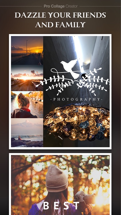 Pro Collage Creator – Add beautiful text & artwork to photos screenshot-4