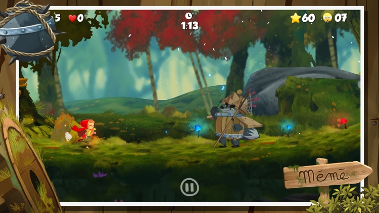 RedStory - Little Red Riding Hood screenshot-0