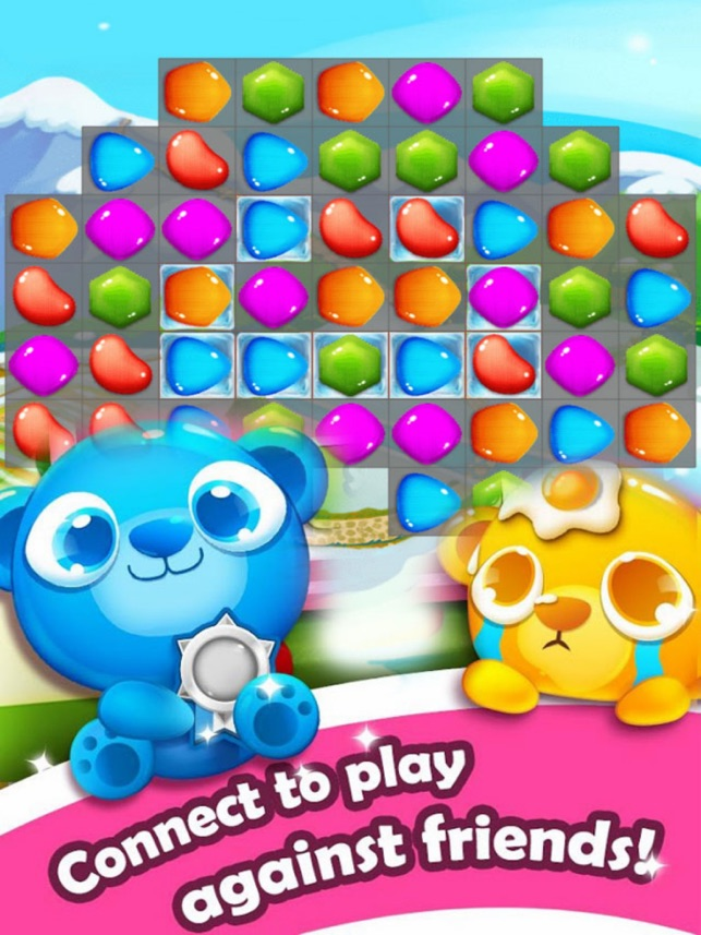 Amazing Jelly Star: Match 3 Deluxe