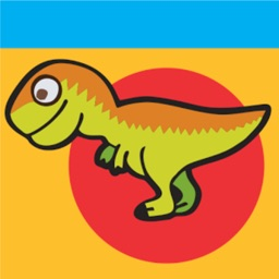 Dinosaur Baby Game: rattle toy with lots of dinosaur, all babies, girls and boys love to shake it and play it - free for download