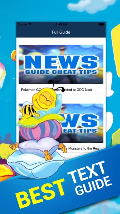 News Guide for Pokemon Go Fans