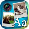 Escribir en fotos – editar fotos con texto