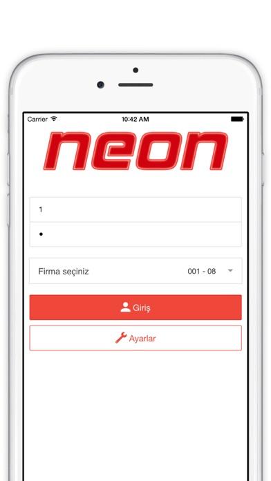 Screen Shot Neon 0