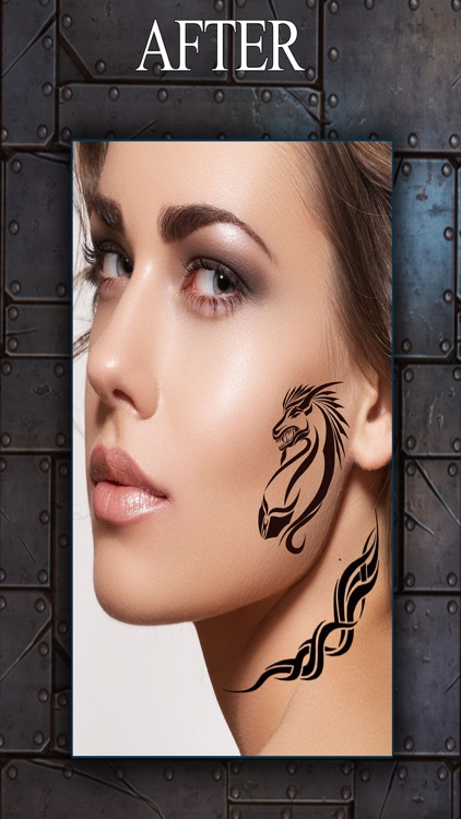 Virtual Tattoo App -Add Tattoos To Your Own Photos and Pictures