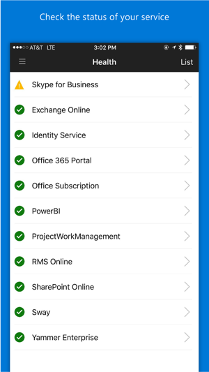 Office 365 Admin on the App Store
