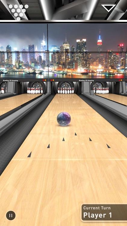 3D Bowling Champion screenshot-3
