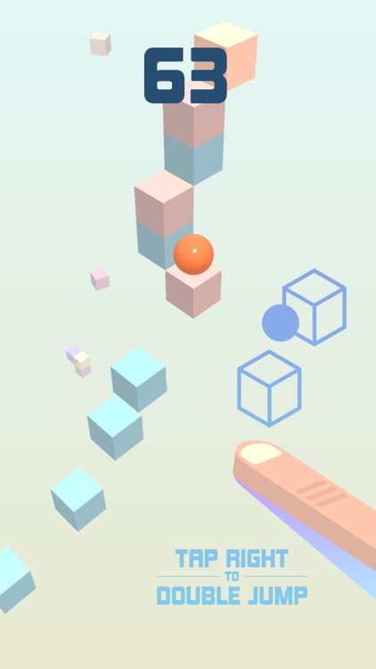 Cube Skip screenshot-1